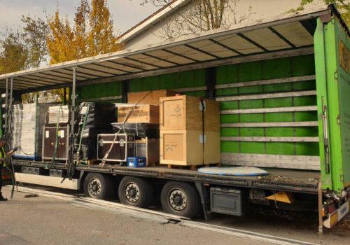 LKW - Logistik